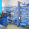 Instrument Processing Areas - View 2