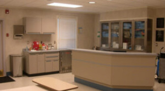 Nursing Station - View 3