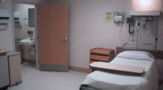 Private Recovery Room - View 2